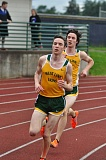 MATTHEW SHERMAN - Roman and Grayson Ollar finished 1-2 in both the 1500 and the 3000 at last week's district meet in Canby.