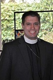 SUBMITTED PHOTO - Sean Wall recently joined Hillsdales St. Barnabas Episcopal Church as a priest.