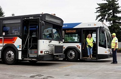 FILE PHOTO - A new TriMet bus line will connect Tualatin and Sherwood for the first time in the agency's history, TriMet announced on Tuesday. The new line is expected to start in 2016 and run during morning and evening commutes.