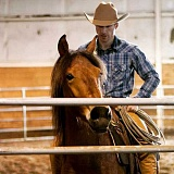 CONTRIBUTED PHOTO - Come watch professionals work with untrained horses.