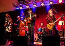 Big Bridges will perform Monday July 6 at Lake Theater and Cafe.