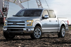FORD MOTOR COMPANY - The 2015 Ford F-150 may look a lot like last year's model, but it is all new, from the outside to the interior.