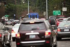 TRIBUNE FILE PHOTO - The Oregon Department of Transportation expects about 500 people to sign up for its OReGO program in the next few weeks. OReGO is testing technology for drivers who agree to pay a per-mile fee as an alternative to the state gas tax.