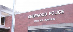 SHERWOOD GAZETTE FILE PHOTO - A Sherwood Police Department staffing study is expected to be conducted after a consulting firm is selected in August.
