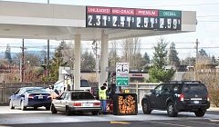 GARY ALLEN - Expansion approaches - Fred Meyer's gas station expansion project is projected to begin sometime in the fall. If the building permit is received in early September the project could wrap up by late October.