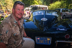 STAFF PHOTO: JOSH KULLA - Troutdale City Councilor John Wilson will put his vehicle on display during the Troutdale Cruise-In on Sunday, Aug. 2.