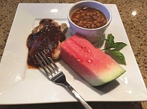 KRISTY KUMMER-PRED - Use leftover root beer to make barbecue sauce that pairs well with any grilled meat.