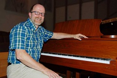 SUBMITTED PHOTO - Ray McKean celebrates his 20th anniversary this year as the director of music at Southwest Portland's Multnomah Presbyterian Church.