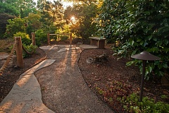 JOSH KULLA - This area at Gresham City Park is among the features to be highlighted during the Fukkatsu Soshi Japanese Garden Festival on Saturday, Aug. 8.
