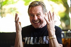 TRIBUNE FILE PHOTO - 'Rowdy' Roddy Piper told Kerry Eggers in October 2014 that his life after professional wrestling was all about fun and family. Piper died Friday, July 31, at age 61.
