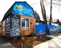 COURTESY OF FLYING FISH CO.  - The Flying Fish Co. will soon launch an oyster bar and retail location at Northeast Sandy and 24th Avenue.