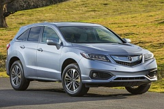 HONDA AMERICA MOTOR COMPANY - The front end of the 2016 Acura RDX has been refreshed for a more contemporary look.