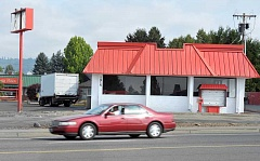 GARY ALLEN - Coming soon - The burger scene in Newberg is expanding to include a Frack Burger location on Highway 99W in the building formerly home to Muchas Gracias and now adjacent to that restaurant's new location.