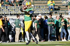 COURTESY: ERIC EVANS - Jalen Brown adds his talent to an experienced receiving corps for the 2015 Oregon Ducks.