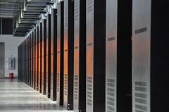 TRIBUNE FILE PHOTO - State data servers, similar to these, need better security to protect information, according to a new audit by the secretary of state's office.