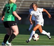 COURTESY: LARRY LAWSON - Cori Bianchini, a two-time all-Big Sky players, returns for Portland State in women's soccer.