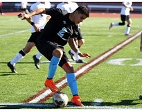 COURTESY: WARNER PACIFIC COLLEGE - Mario Guizar is a key returning attack player for the Warner Pacific Knights.