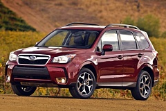 SUBARU OF AMERICA, INC. - The styling of the current Subaru Forester has been refreshed for a more contemporary look, without sacrificing interior space.