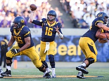 COURTESY: CAL BEARS - California's Jared Goff is one of the top returning quarterbacks in the Pac-12 Conference, but some teams - Oregon and Oregon State included - are still unsettled at the position.
