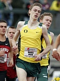 COURTESY: ERIC EVANS - Daniel Winn is looking for a PR in the mile Sept. 13 at New York City.