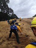 COURTESY OREGON NATIONAL GUARD - Oregon National Guard trained 250 soldiers as wildfire fighters this week.