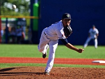 COURTESY: KEVIN N. HUME - Carlos Hernandez of the Hillsboro Hops picked up the win Saturday, 3-0 at the Eugene Emeralds.