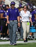 COURTESY: WEBER STATE UNIVERSITY - Weber State football coach Jay Hill, whose team opens at Oregon State on Friday, played for OSU coach Gary Andersen at Utah and coached with him there as well. The Wildcats coaching staff has a number of other ties to Andersen.