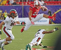 COURTESY: UTAH - Key Pac-12 players include Utah running back Devontae Booker.