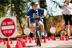 COURTESY PHOTO - The Beaverton Police Department is offering a bike safety rodeo for children on Sept. 13.