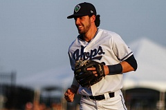 TRIBUNE FILE PHOTO: CHASE ALLGOOD - Dansby Swanson exploded for five hits Thursday night at Boise.
