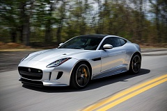 COURTESY JAGUARUSA.COM - The exterior of the 2016 Jaguar F-Type R is contemporary and aggressive, but still echos the manufacturer's legendary E-Type.