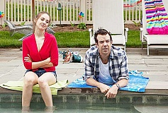 SUBMITTED - Just friends - It's not going to win any awards for originality, but 'Sleeping with Other People' offers plenty of laughs from the interplay between Lainey (Alison Brie) and Jake (Jason Sudeikis), two serial-cheaters who try to maintain a platonic friendship.
