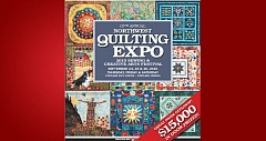 (Image is Clickable Link) NW Quilting Expo 2015