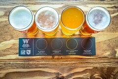 SUBMITTED PHOTOS - As part of the Feast Portland festivities, Widmer Brothers Brewing has created four special beers, collaborating with chefs and specialty food artisans. You can sample them through Feast and Widmer Brothers Pub now.