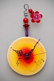 SUBMITTED PHOTOS  - Michele Rigert will exhibit her whismical clocks.