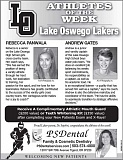 THE LAKE OSWEGO REVIEW - Oct. 1, 2015