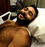 COURTESY OF GOFUNDME - Chris Mintz, a former soldier, was wounded trying to protect fellow Umpqua Community College students during the Oct. 1 deadly shooting.