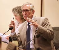 PORTLAND TRIBUNE FILE PHOTO - Mayor Charlie Hales calls growing gang violence 'unprecedented.'