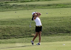 COURTESY: WHITMAN COLLEGE - Phoebe Nguyen, a sophomore from Lincoln High, has earned her second Northwest Conference women's golfer of the week honor of the season.