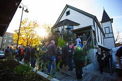 COURTESY: MCMENAMINS/KATHLEEN NYBERG - The 3rd Annual Boone's Ferry Autumn Ale Fest is set for Nov. 14 at McMenamins Old Church & Pub in Wilsonville.