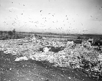 COURTESY METRO - The old St. Johns Landfill in North Portland.