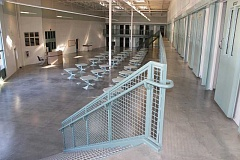 HOLLY M. GILL - Since it was completed in 2007, Deer Ridge Correctional Facility's medium-security prison has sat empty. Increasing inmate populations may cause DRCI to move its minimum-security inmates to the larger medium-security facility.