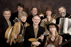 COURTESY PHOTO - The Trail Band will play Dec. 9 at the Forest Grove High School auditorium, the 16th year the band has come to The Grove as a fundraiser for Forest Grove Education Foundation.