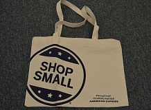 SPOTLIGHT PHOTO: NICOLE THILL - The South Columbia County Chamber of Commerce will be giving out reusable bags at the Small Business Saturday event on Nov. 28.
