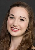 COURTESY PHOTO - Lauren Kness, a junior at Glencoe High School, performs a lead role in The Portland Ballets Thanksgiving Weekend production of Day by Day.