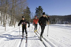 SUBMITTED PHOTO - Participate in cross-country skiing through Lake Oswego Parks and Rec.