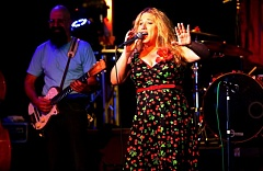 FILE PHOTO - Rae Gordon, an award-winning vocalist, is bringing together musicians to benefit landslide victims in her hometown of Oregon City.
