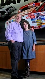 SUBMITTED PHOTO: DANNY ABREGO - Dave Bany, left, and his wife Sally have been hard at work founding World of Speed Museum and West Linn's Youth Music Project during the last five years.