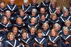 SUBMTTED PHOTO  - The Sanctuary Choir of Lake Grove Presbyterian Church will perform during the Hymn Festival scheduled for 7 p.m. Saturday, Feb. 6.