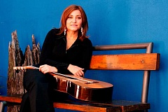 SUBMITTED PHOTO  - Paraguayan guitarist Berta Rojas will perform a concert Feb. 12 at Marylhurst University and a master class the day after. Tickets for both are available by calling 503-654-0082.